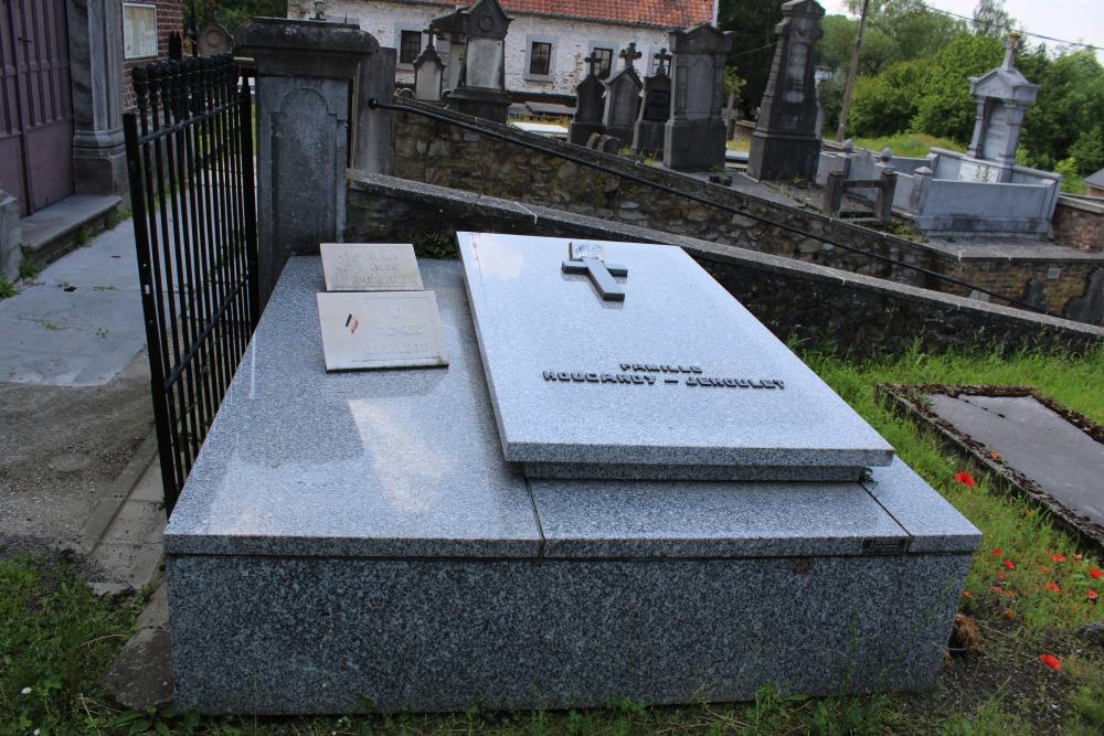 Veteran War Graves Fallais
