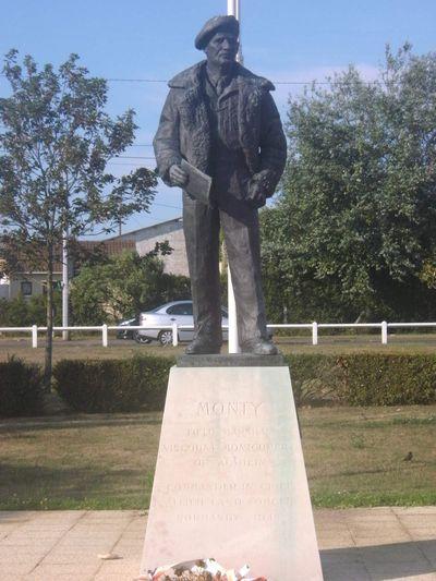 Montgomery Monument Colleville-Montgomery