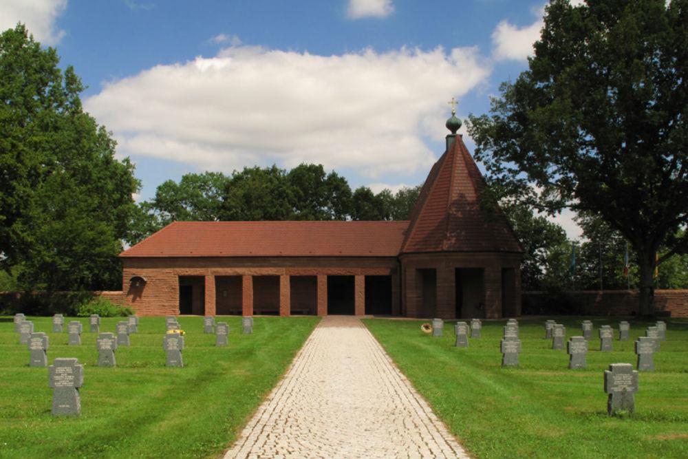 Duitse Oorlogsbegraafplaats Andilly