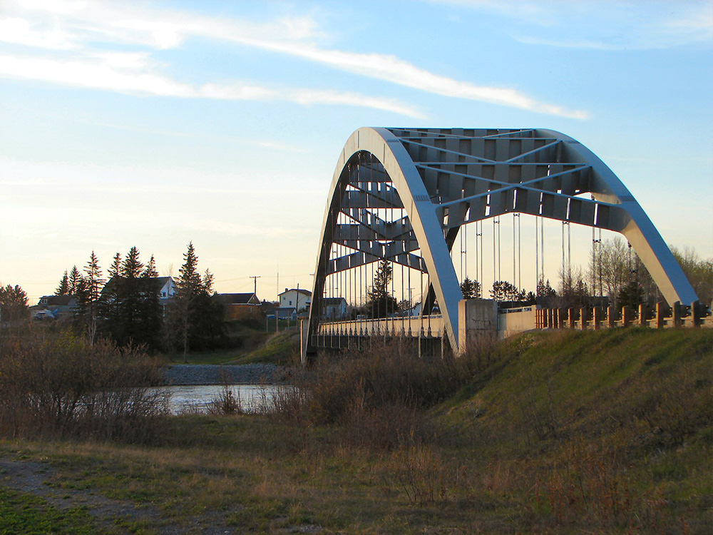 Sgt. Aubrey Cosens VC Memorial Bridge