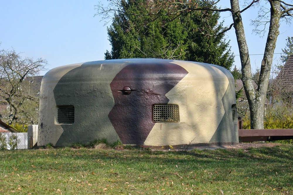 Bunker Museum Pachten