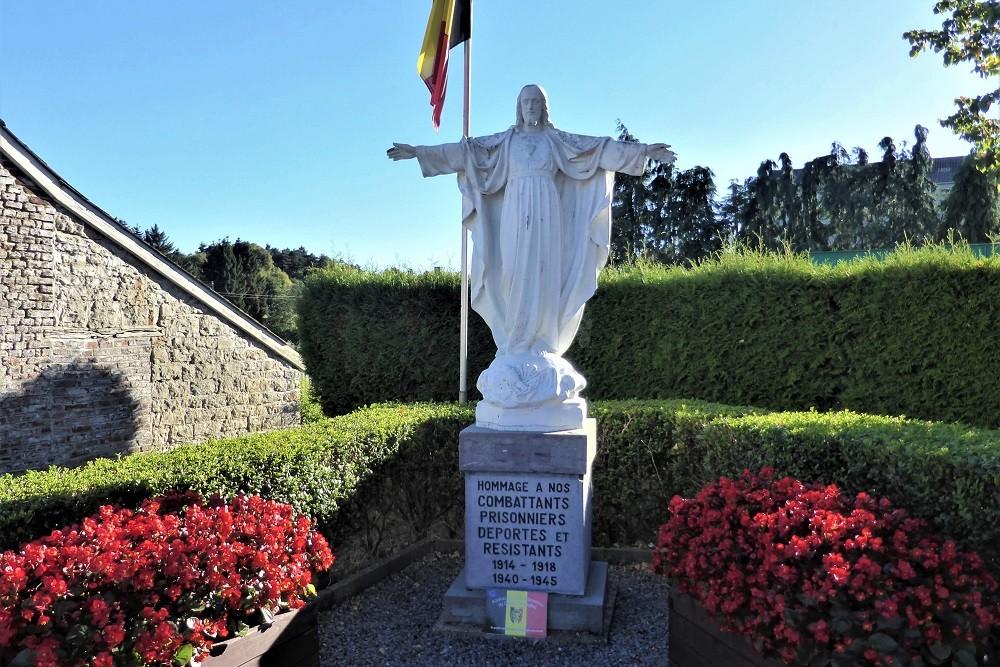 War Memorial Lavaux-Sainte-Anne