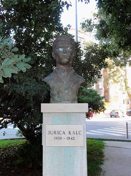 Buste Juraj-Jurica Kalc