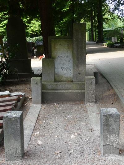 Dutch War Graves Protestant Cemetery Vredehof
