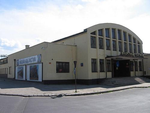 Polish Railway Museum Warsaw