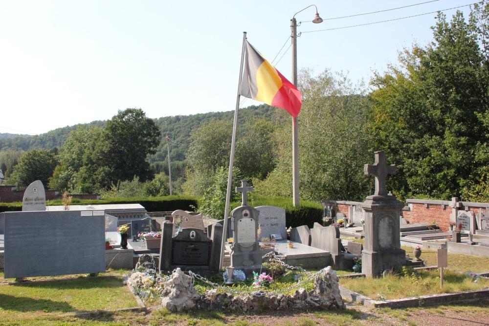 Belgian War Graves Nonceveux