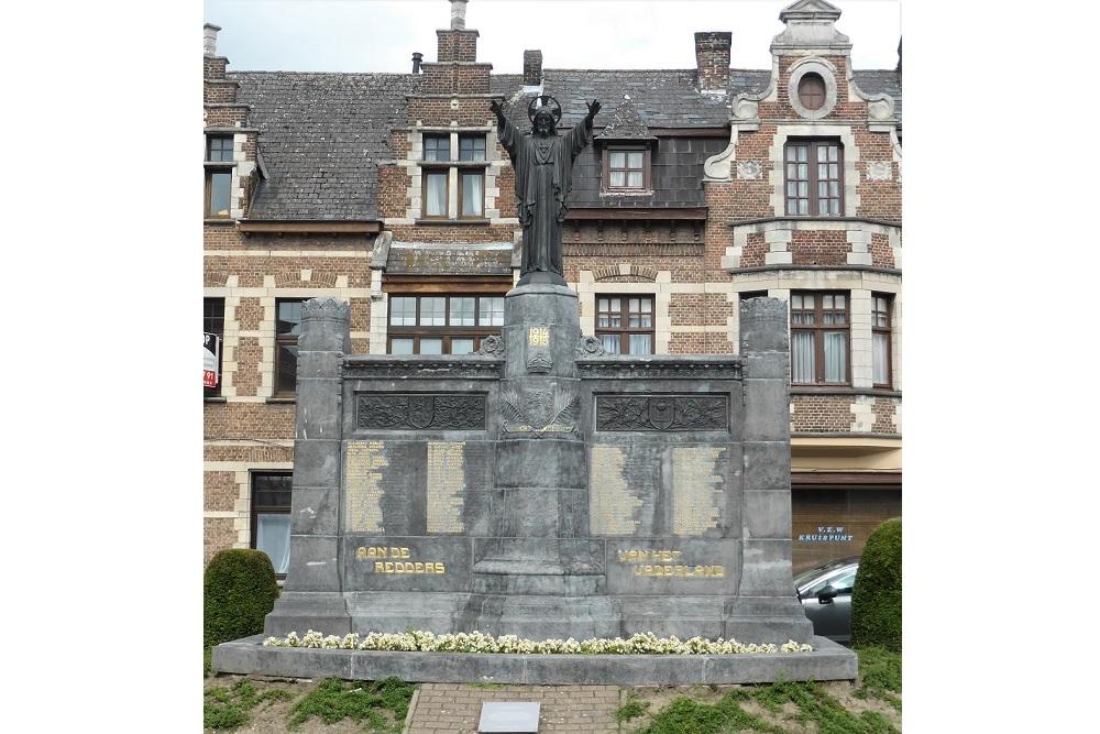 Monument of the Fallen Lokeren