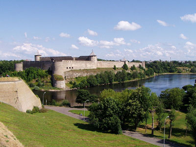 Ivangorod Fortress