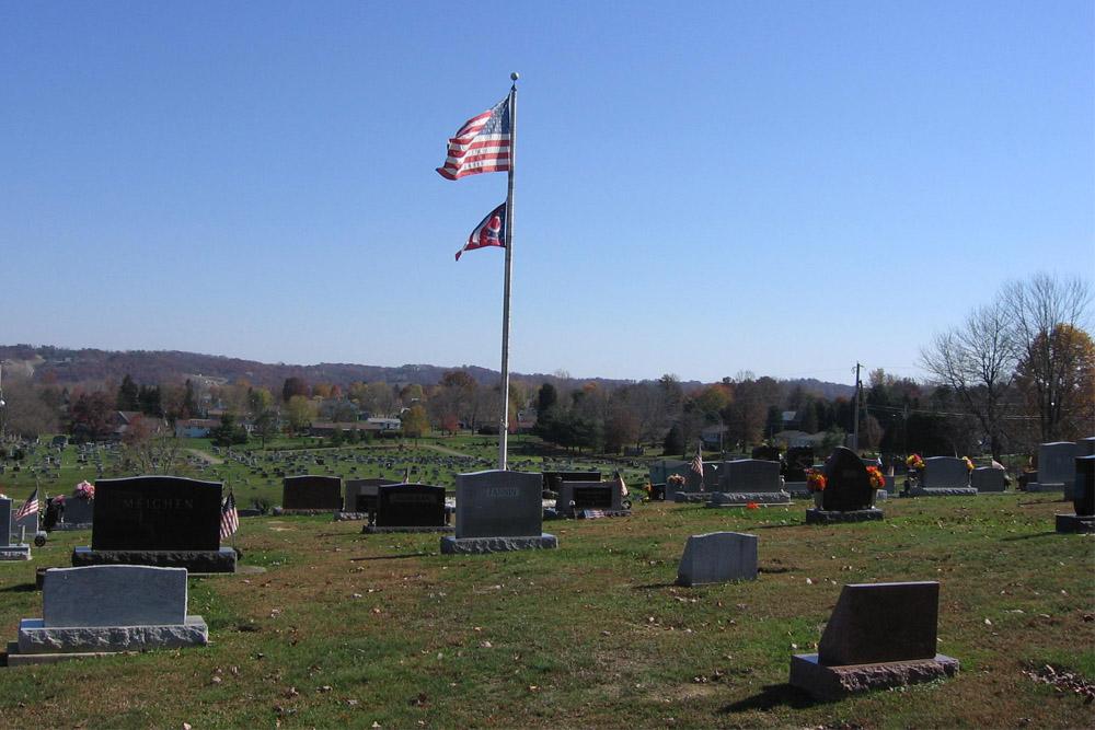 Amerikaans Oorlogsgraf Greenwood Cemetery