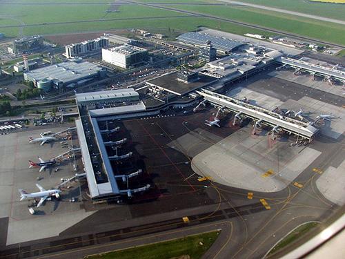 Internationale Luchthaven Praag