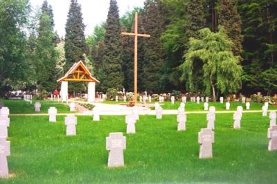 German War Graves Marienbad / Marianske Lazne