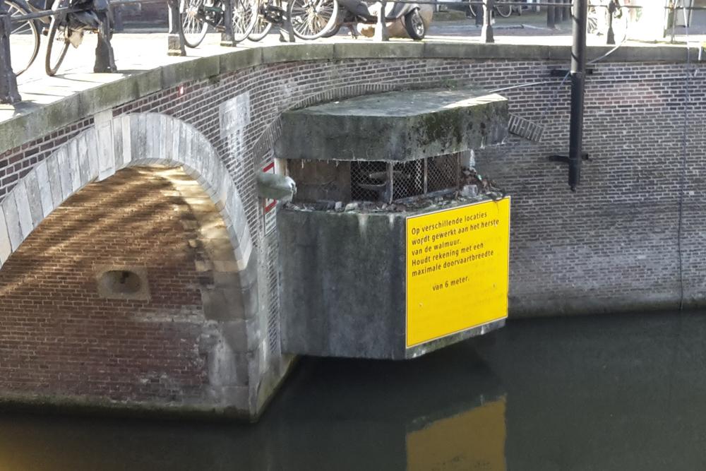 Duitse Observatiebunker Zandbrug