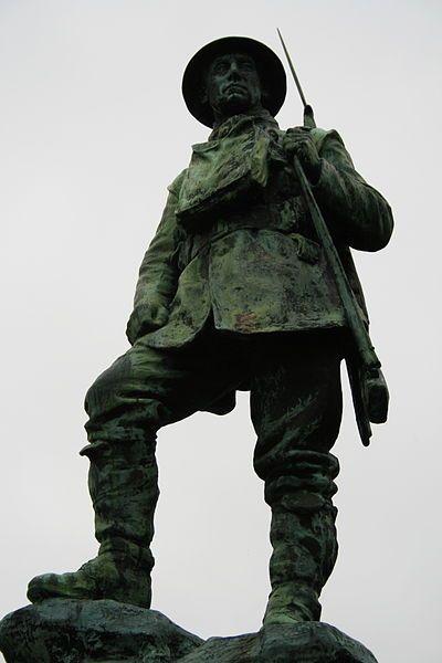 War Memorial Lampeter