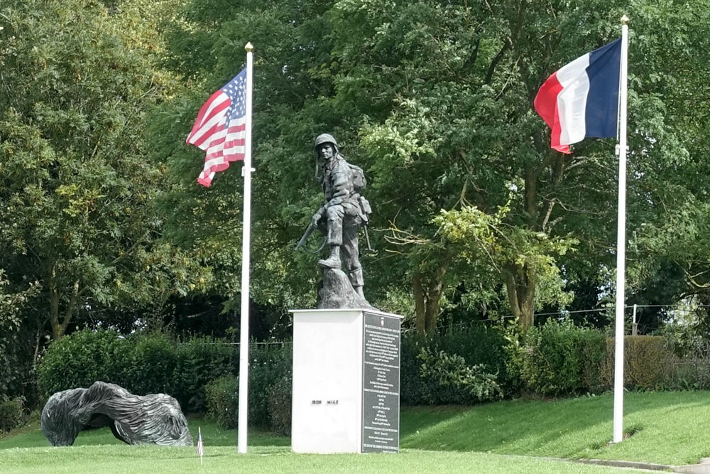Iron Mike Memorial