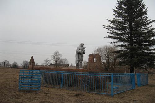 Massagraf Sovjet Soldaten Sevsk