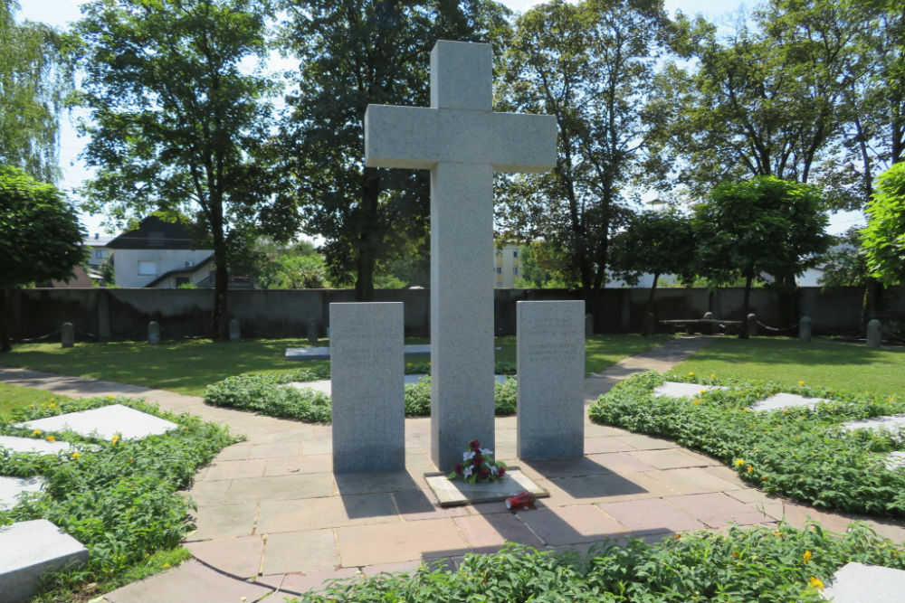 German War Graves Ljubljana