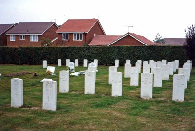 Oorlogsgraven van het Gemenebest Shaftesbury Borough Cemetery