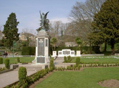 War Memorial Weston-super-Mare, Uphill and Kewstoke