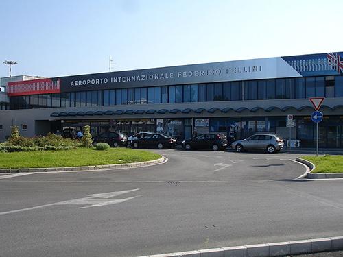 Internationale Luchthaven Federico Fellini