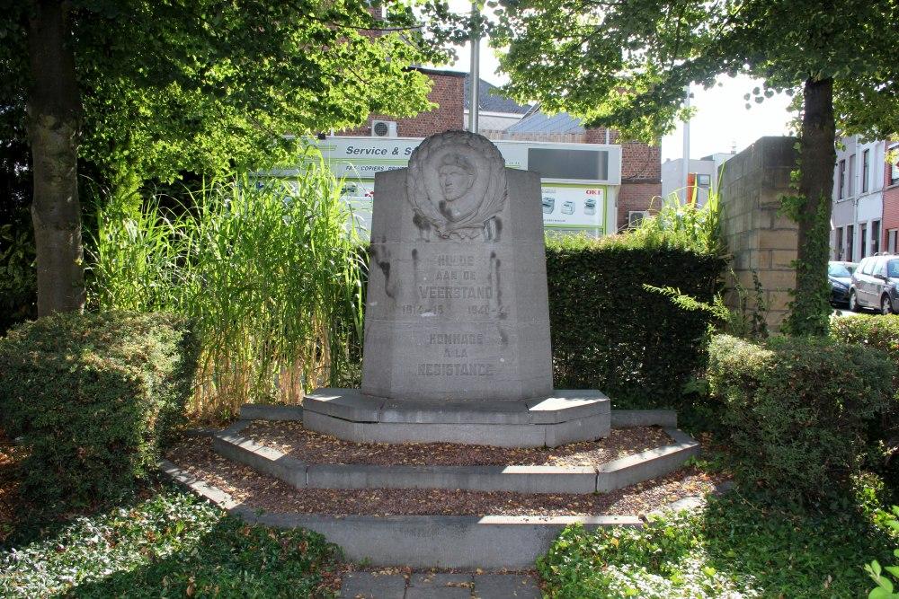 Monument van de Weerstand Halle