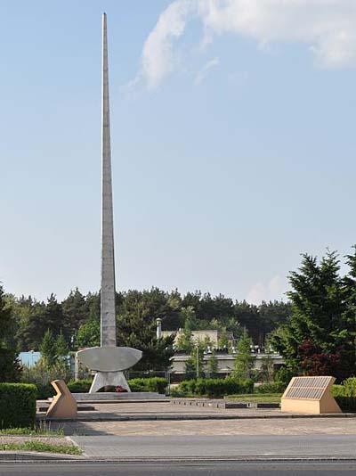 Soviet War Cemetery Mielec