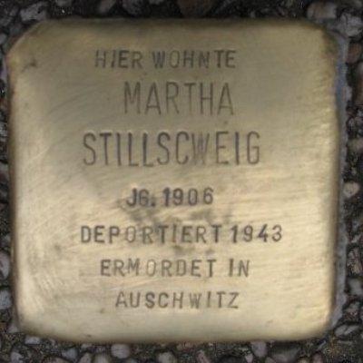 Stolpersteine Friedrichstraße 4