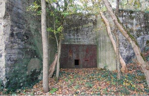 Westwall - Regelbau 105b Bunker Beckingen