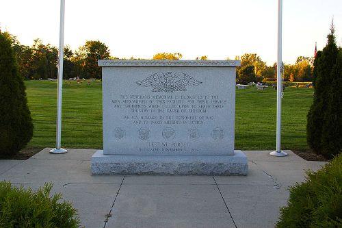 Monument Veteranen Oldsmobile Fabriek