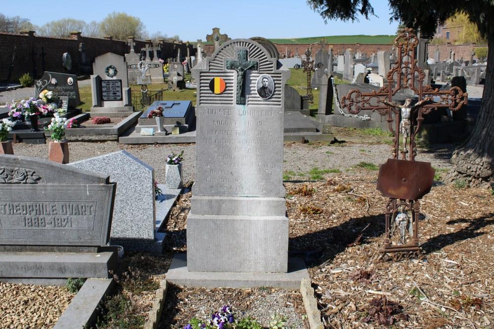 Belgian War Graves Piétrain