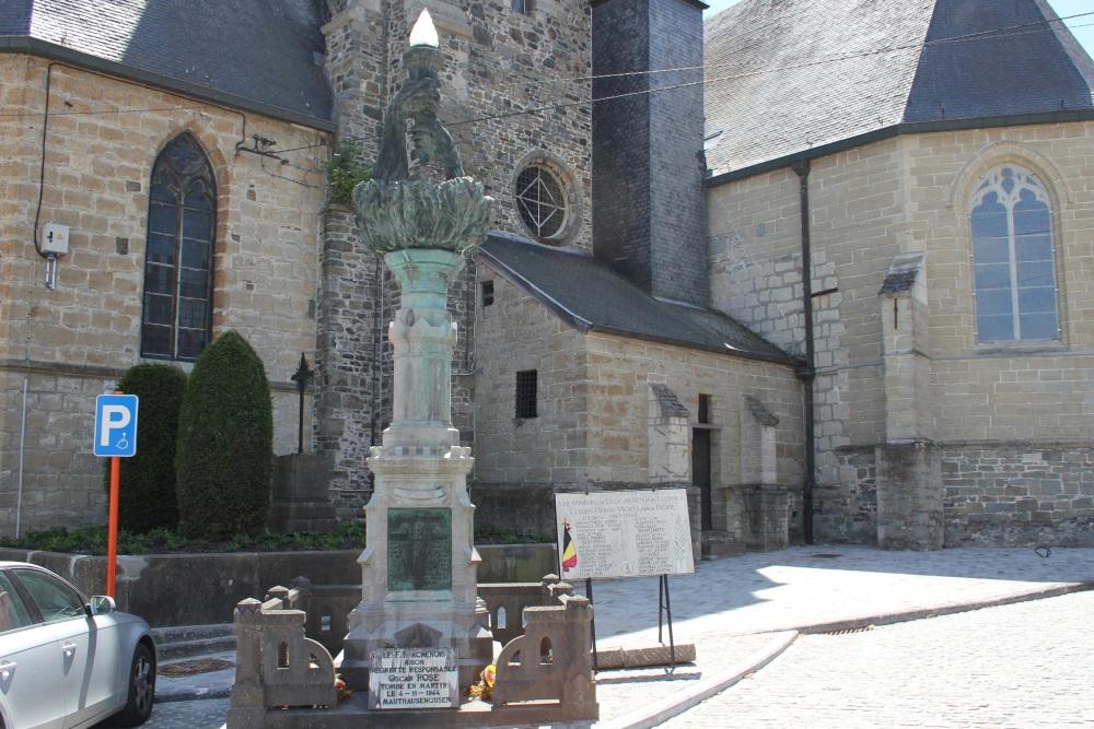 War Memorial Deux-Acren