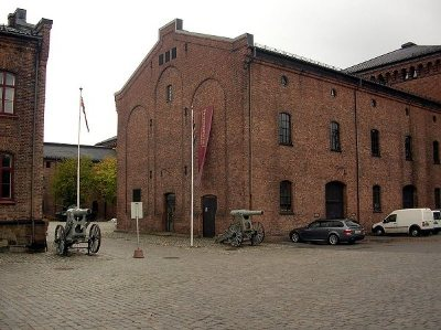 Armed Forces Museum Oslo