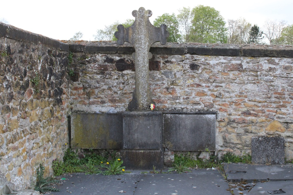 Belgian War Grave Grandglise