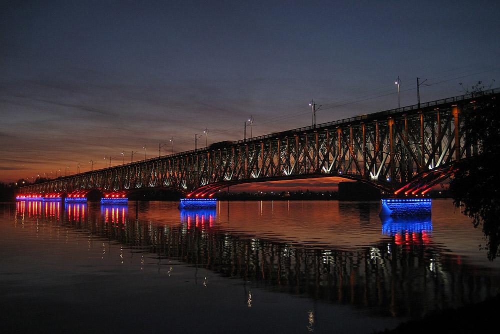 Legioenen van maarschalk Józef Piłsudski-brug