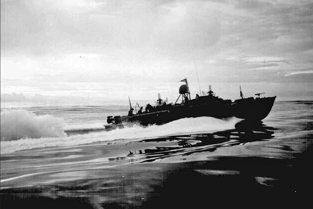 Shipwreck USS PT-112
