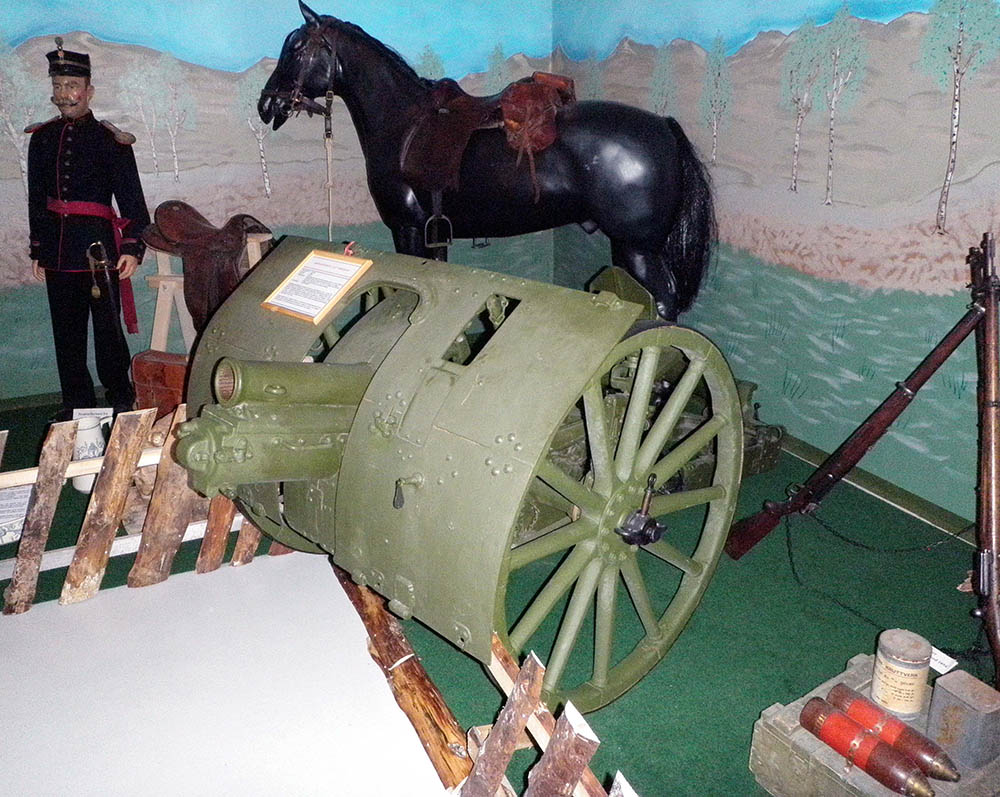 Troms Forsvarsmuseum Setermoen