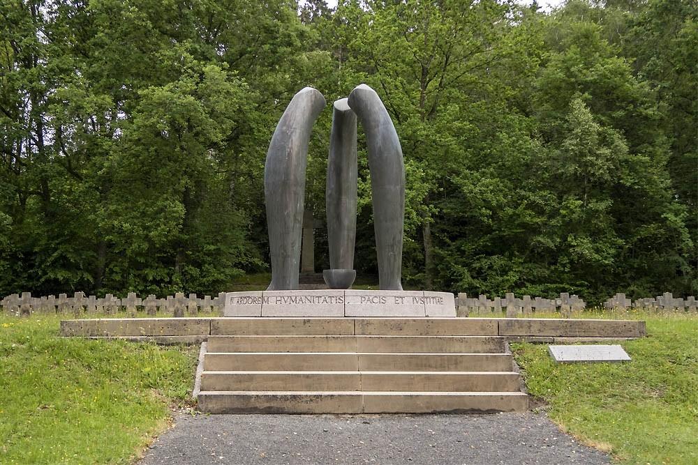 Monument Spezial SS-lager/Konzentrationslager Hinzert