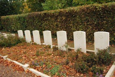 Oorlogsgraven van het Gemenebest Achiet-le-Petit