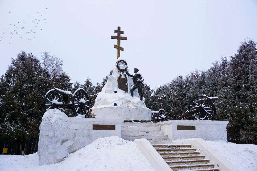Mass Grave 1812 Maloyaroslavets