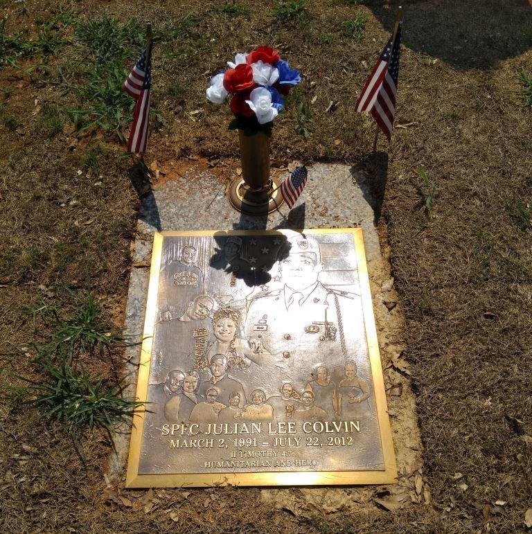 Amerikaans Oorlogsgraf Elmwood Cemetery