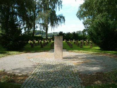 Sovjet-Poolse Oorlogsbegraafplaats Breuna