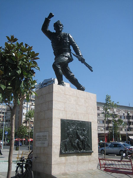 Unknown Soldier Statue