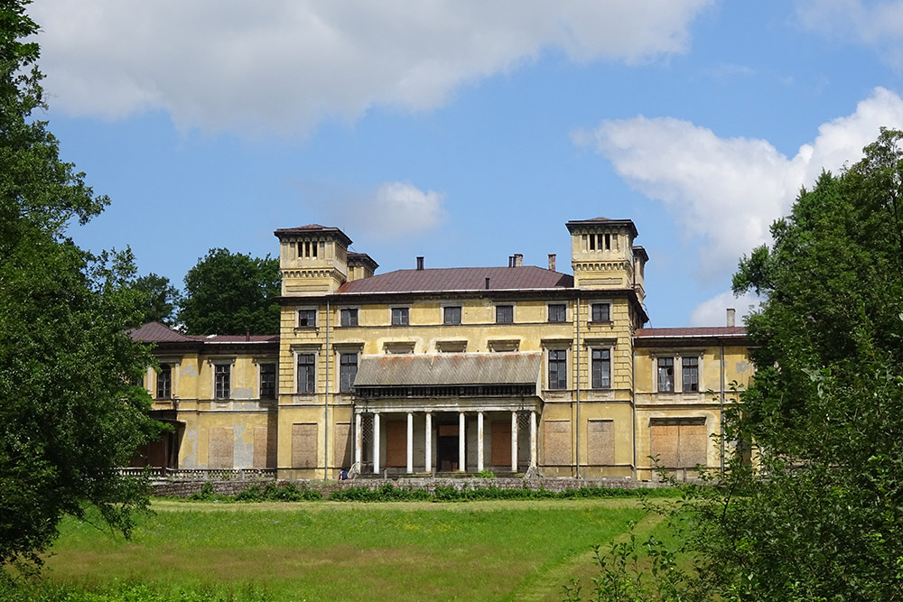 Potocki Palace Krzeszowice
