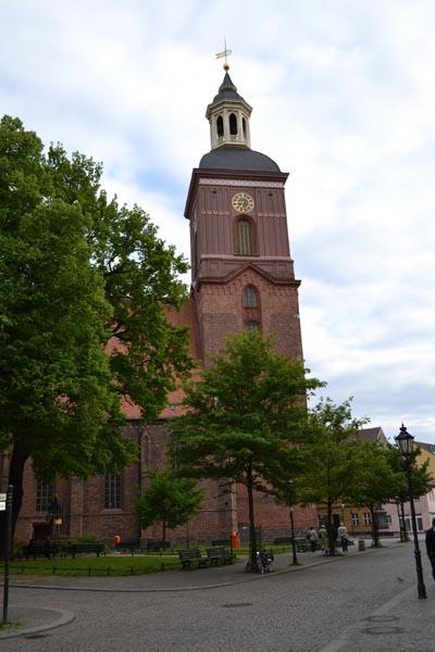 St. Nikolai Church Berlin-Spandau
