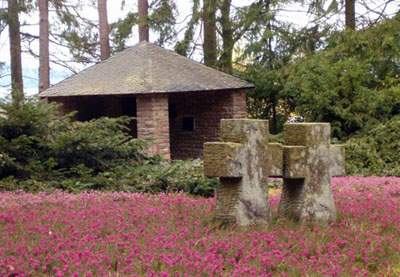 Duitse Oorlogsbegraafplaats Gerolstein
