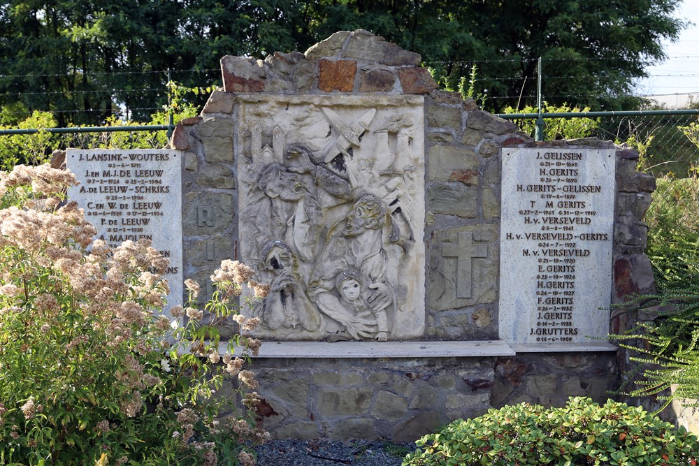 Memorial Roman Catholic Cemetery Lutterade Geleen