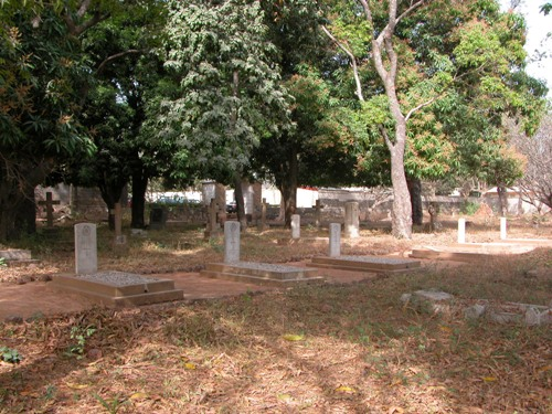 Oorlogsgraven van het Gemenebest Kaduna Civil Cemetery