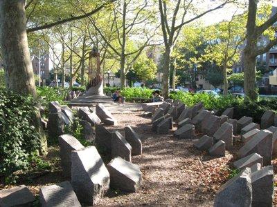 Holocaust Memorial New York