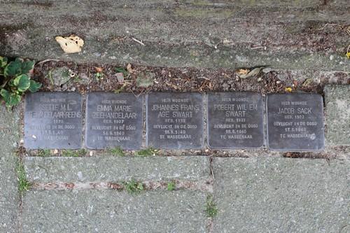 Stumbling Stones Musschenbroekstraat 68