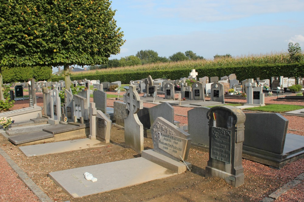 Veteran Cemetery Baardegem