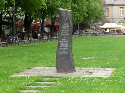 Monument Slachtoffers Nationaal-Socialisme